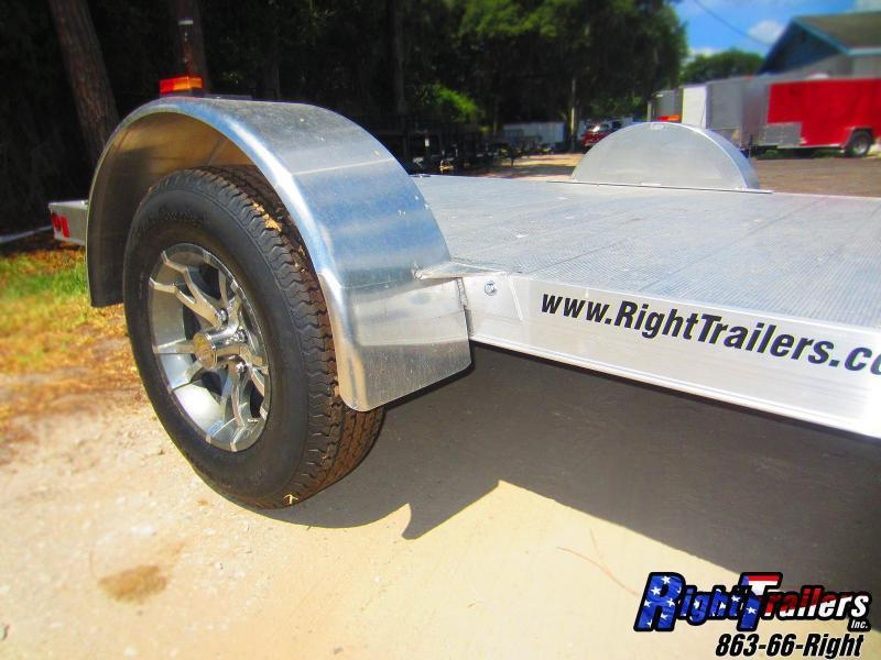 CLOSEOUT: 6.5x10 Mission | Motorcycle Trailer