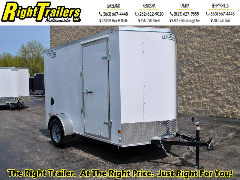 6X10 Haulmark Passport Enclosed Cargo Trailer