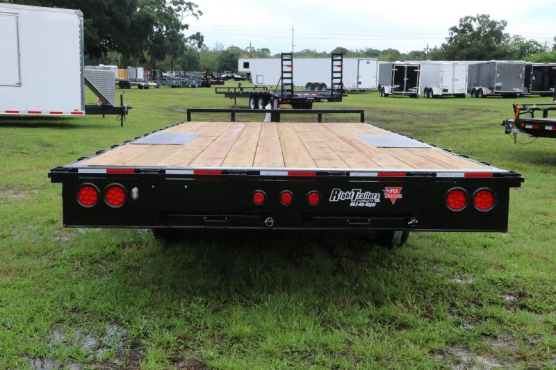 8 x 20 PJ Trailers | Equipment Trailer