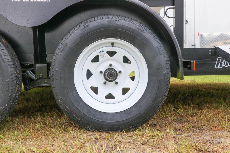 7X14 Red Hot ATV Utility Trailer