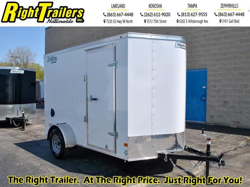 6X10 Haulmark I Enclosed Cargo Trailer