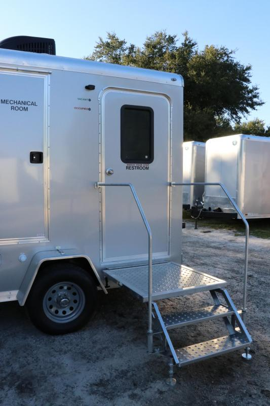 4-Station | Restroom Trailer