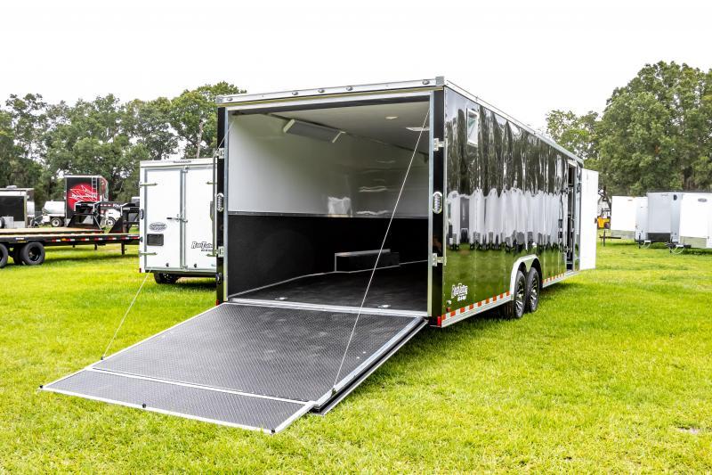 8.5X28 Continental Cargo I Enclosed Cargo Trailer
