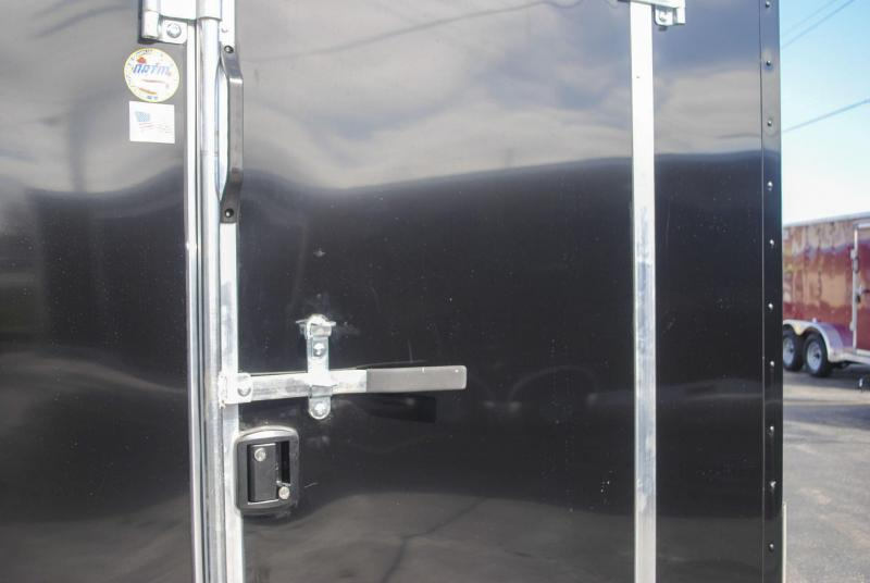 6x10 RC Concession Enclosed Cargo Trailer