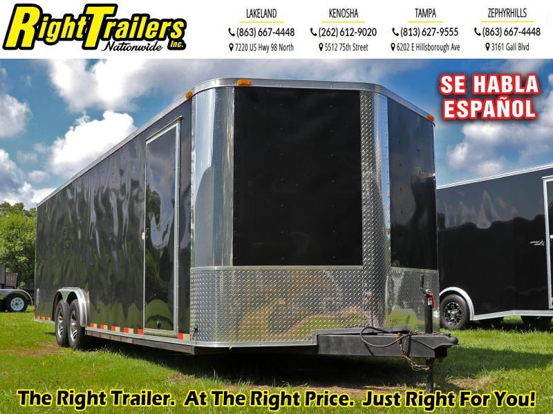 USED 8.5X24 Arising I Car / Racing Trailer