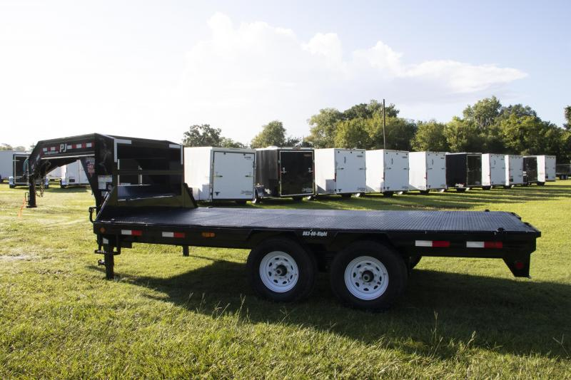 8.5x16 PJ Trailers | Equipment Trailer