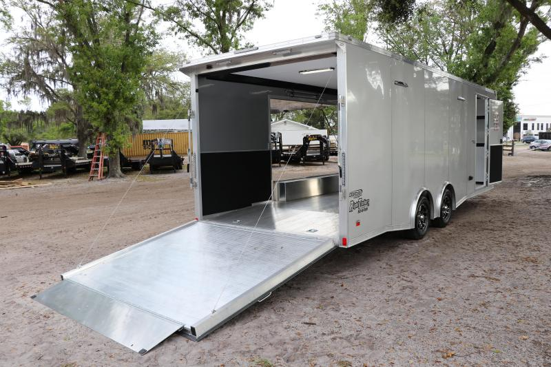 8.5X24 Bravo Trailers | Car / Racing Trailer
