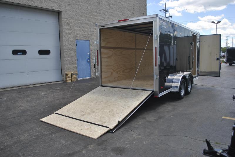 7X16 RC Trailers I Enclosed Cargo Trailer