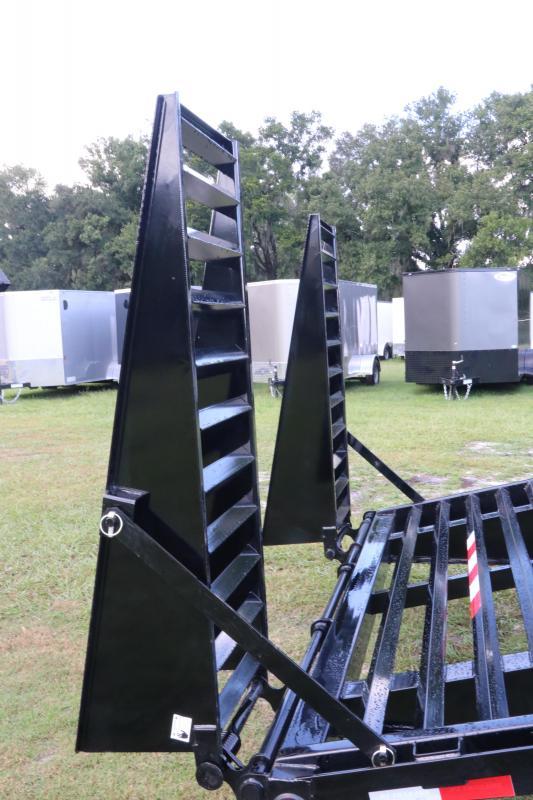 8.5X30 PJ Trailers I Equipment Trailer