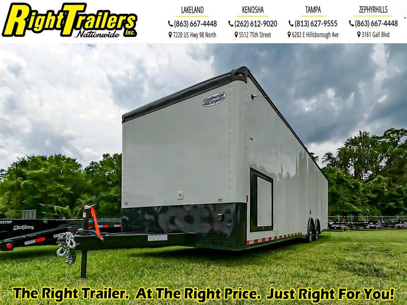 8.5x30 Continental Cargo Car / Racing Trailer