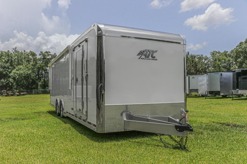 8.5X28 ATC Quest X Car / Racing Trailer