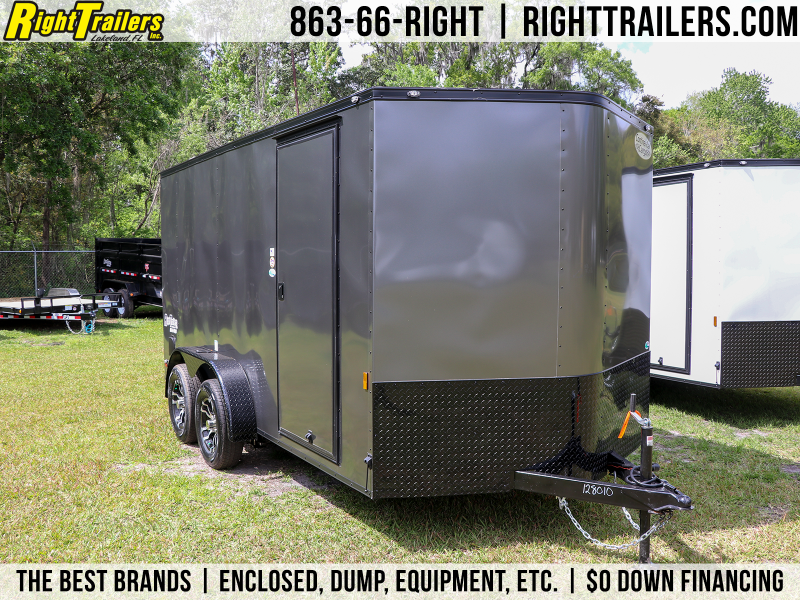 7X14 Continental Cargo | Enclosed Cargo Trailer