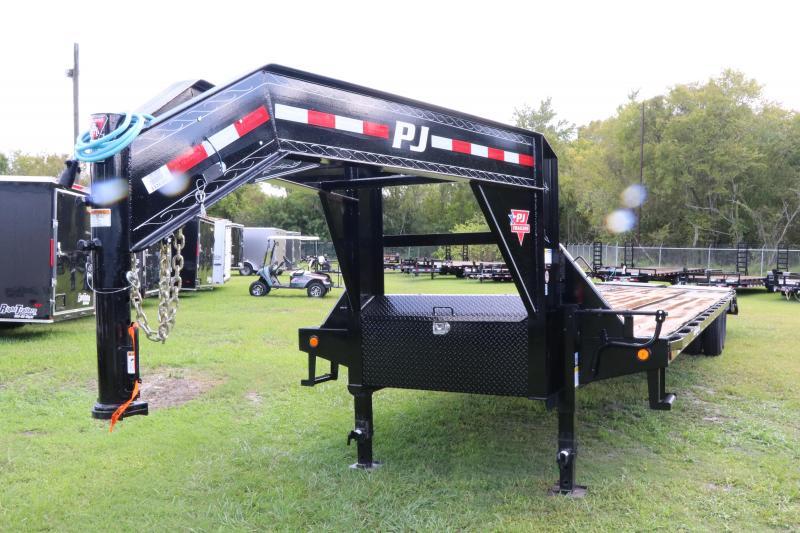 8.5X35  PJ Trailers I Equipment Trailer