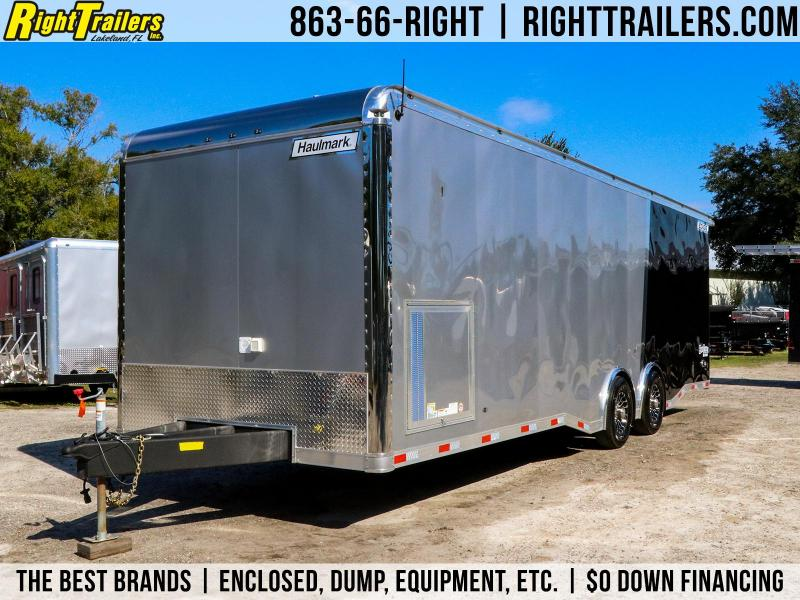 8.5X28  Haulmark I Car / Racing Trailer