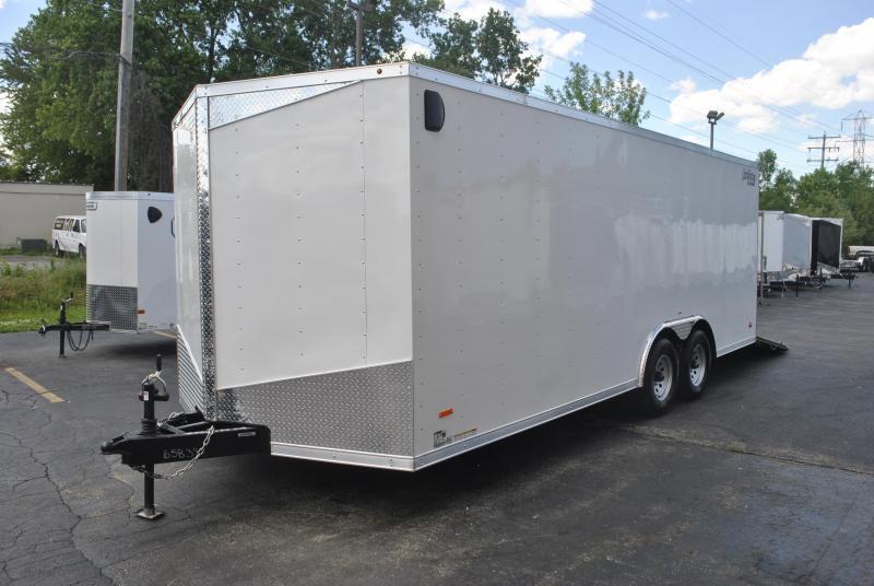 8.5X20 RC Trailers I Enclosed Cargo Trailer