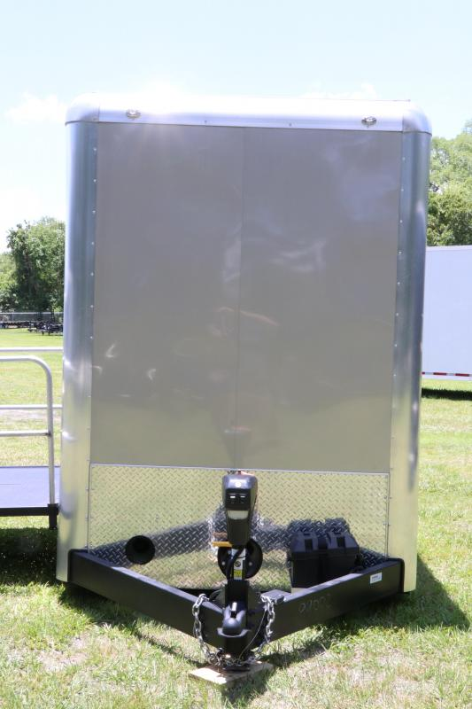 Restroom Trailer | ADA Accessible | 3 Stations