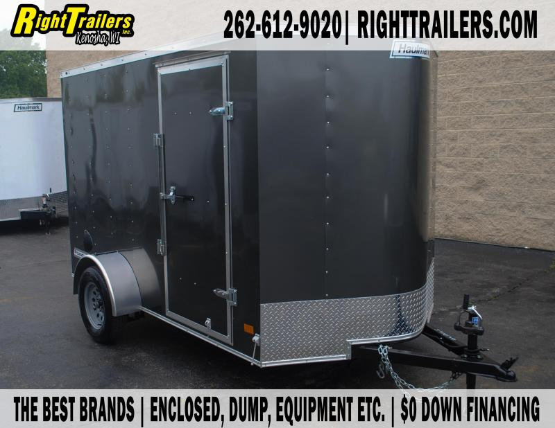 6X10 Haulmark I Enclosed  Trailer