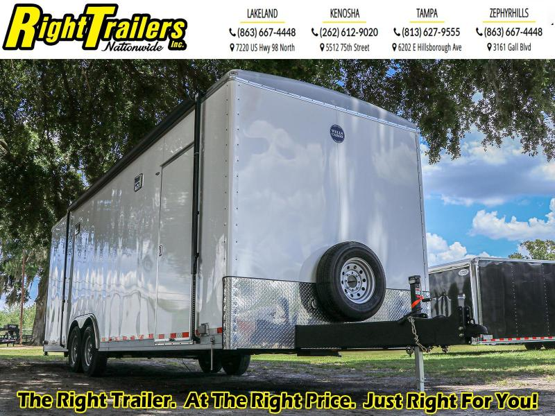 *00929* Wells Cargo I Enclosed Cargo Trailer