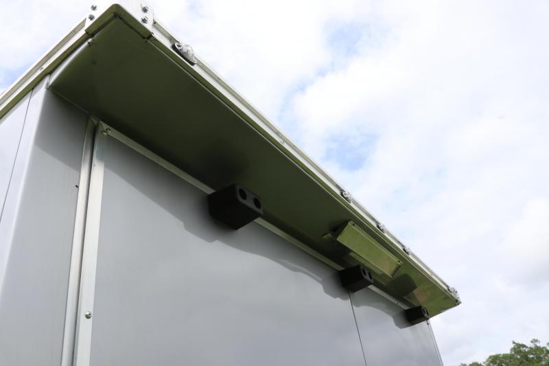 8.5X24 Continental Cargo I Enclosed Cargo Trailer