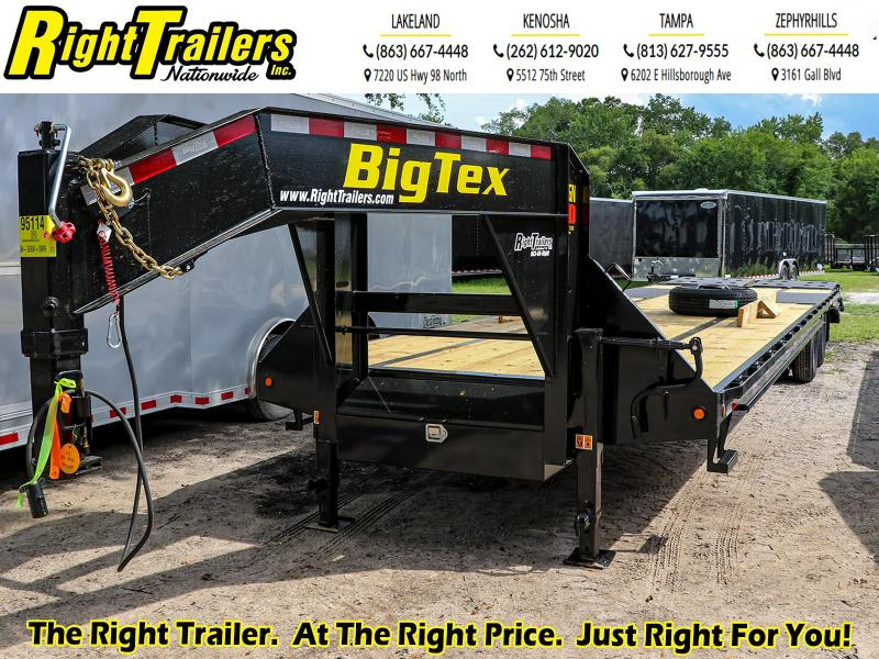 8.5x35 (22GN-30+5) Big Tex Equipment Trailer