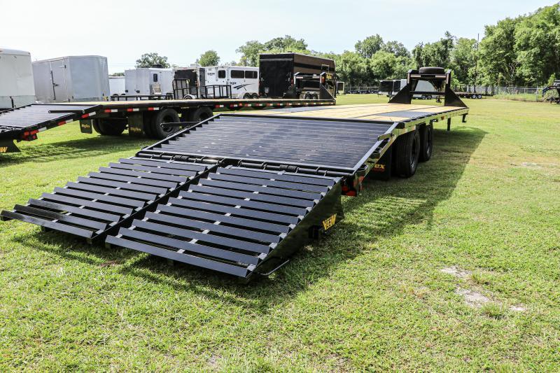 8.5X35 (30+5) Big Tex Equipment Trailer