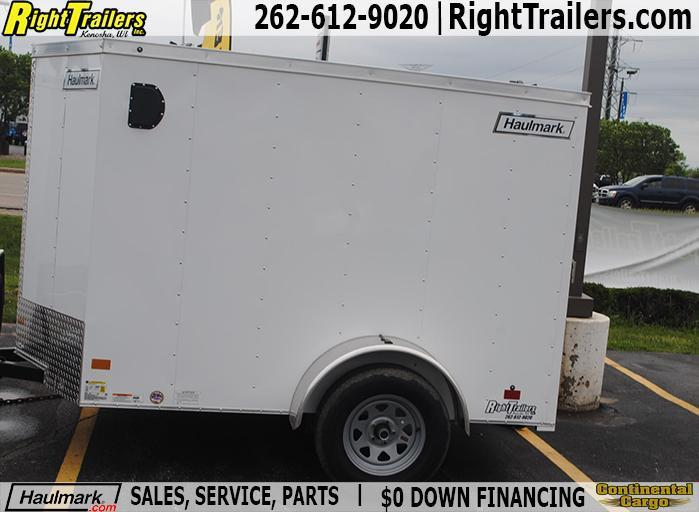 5x8 Haulmark | Enclosed Trailer