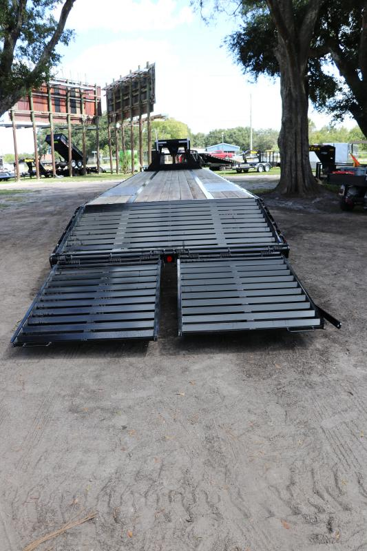 8.5x40  PJ Trailers I Equipment Trailer