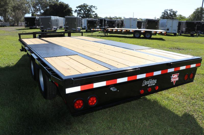 8.5x16 PJ Trailers I Equipment Trailer
