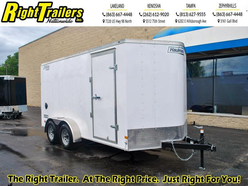 7X14 Haulmark I Enclosed Cargo Trailer