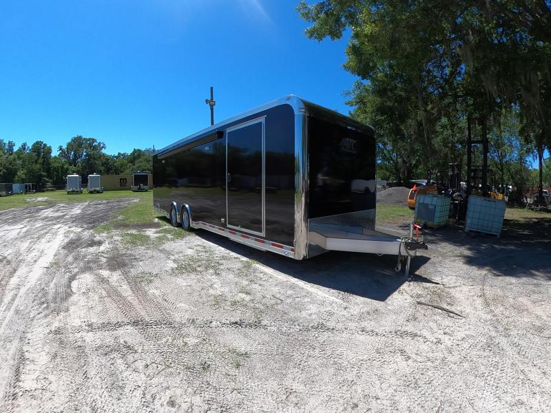 8.5x28 Aluminum Trailer / Racing Trailer