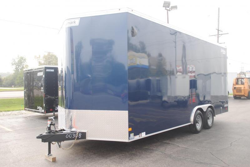8.5x20 Haulmark   Car / Racing Trailer