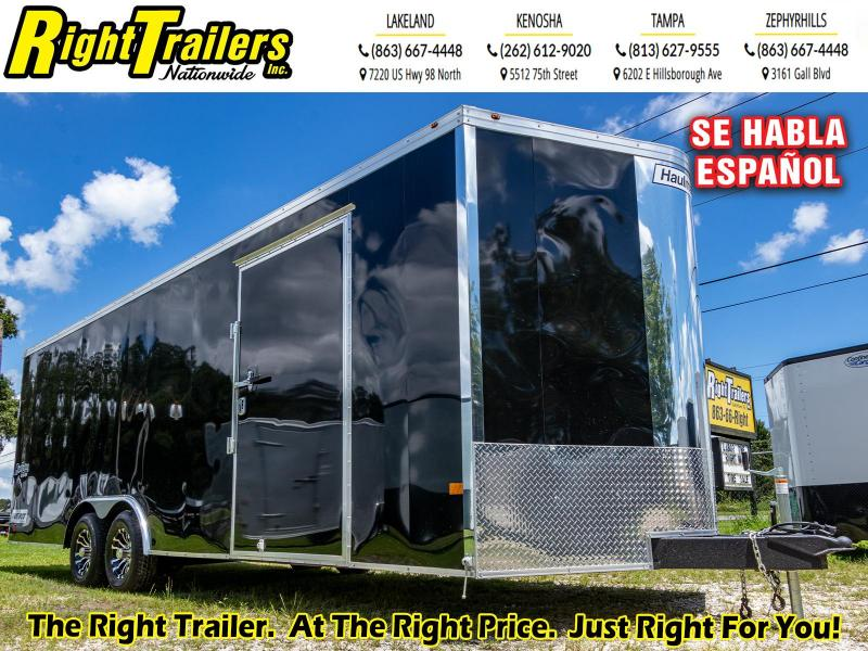*02428* 8.5X24 2021 Haulmark HEAT I Car / Racing Trailer