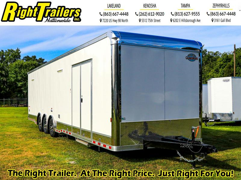 8.5X34 Continental Cargo I Car / Racing Trailer