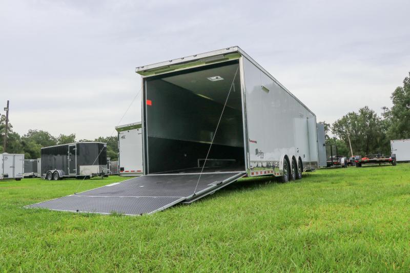 8.5X34 Cargo Mate I Car / Racing Trailer