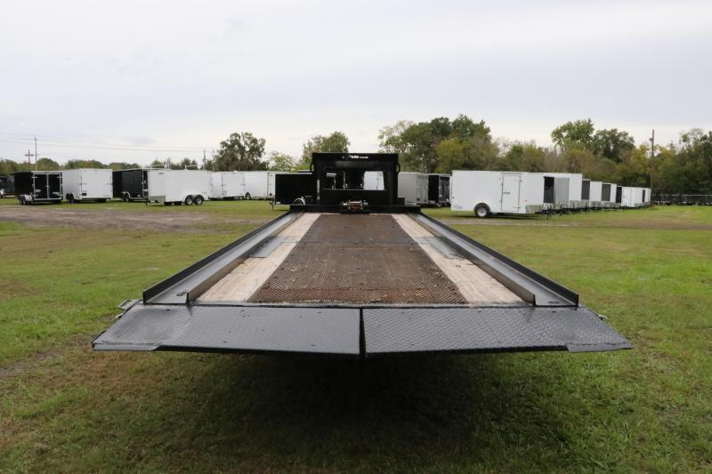 8x26 B-Wise Used | Flatbed Trailer
