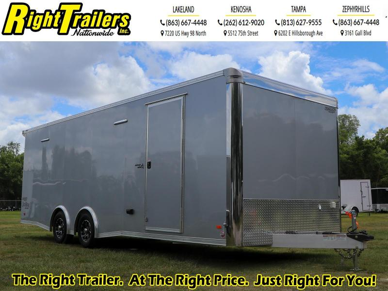 8.5X24 Bravo Trailers I Enclosed Cargo Trailer