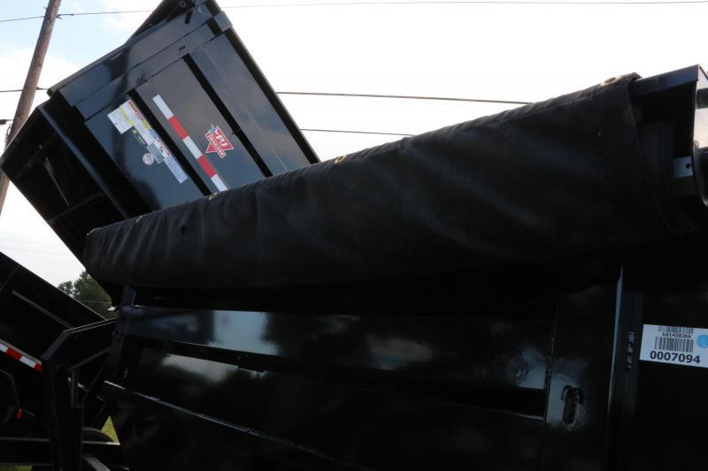 7x14x4 PJ Trailers | Roll Off Dumpster
