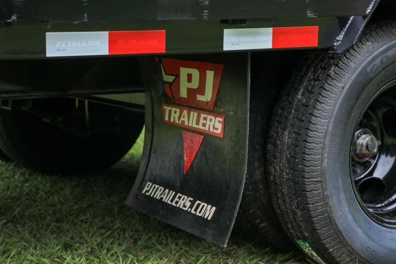 8.5X32 PJ Trailer Low-Pro Flatdeck with Duals (LD) Flatbed Trailer