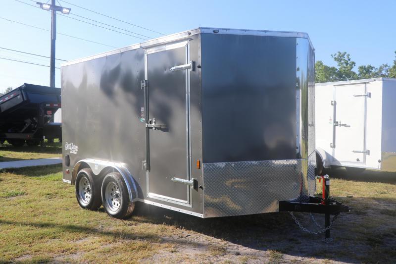 7.5X12 Continental Cargo I Enclosed Cargo Trailer