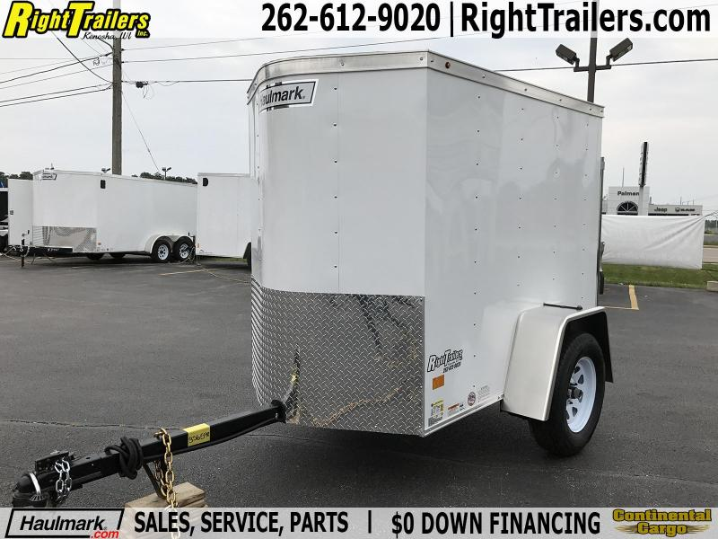 4x6 Haulmark | Enclosed Trailer