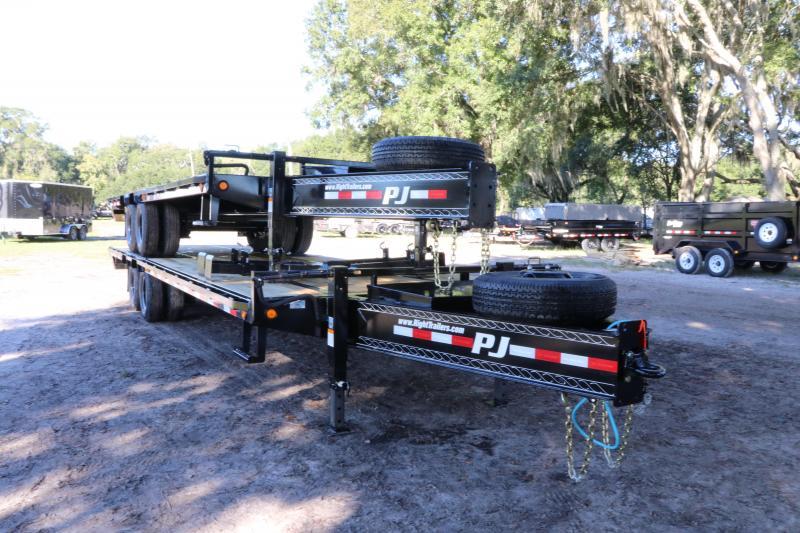 8.5x28 PJ Trailers | Flatbed Trailer