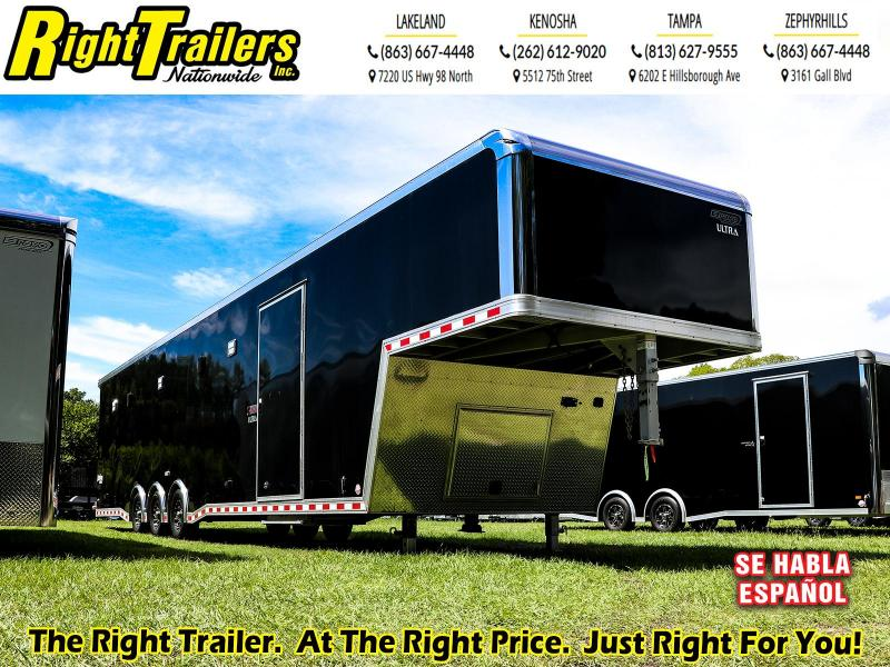8.5X44 Bravo Trailers I Car / Racing Trailer