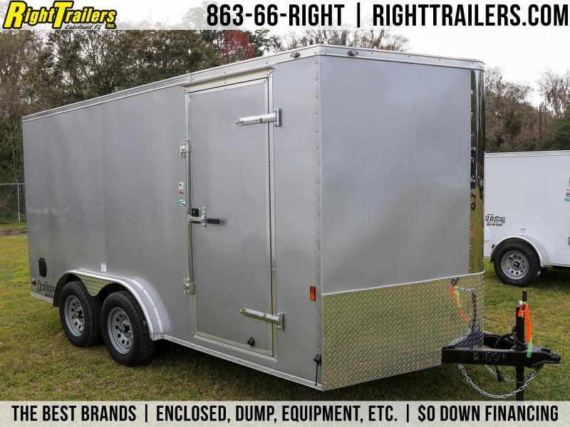 7.5 x 14 Continental Cargo | Enclosed Trailer