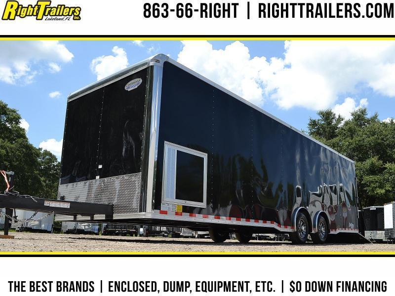 8.5x30 Continental Cargo   Race Car Trailer