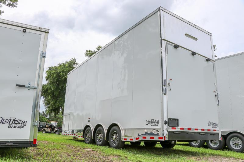8.5X26 2021 Continental Cargo I Stacker Trailer