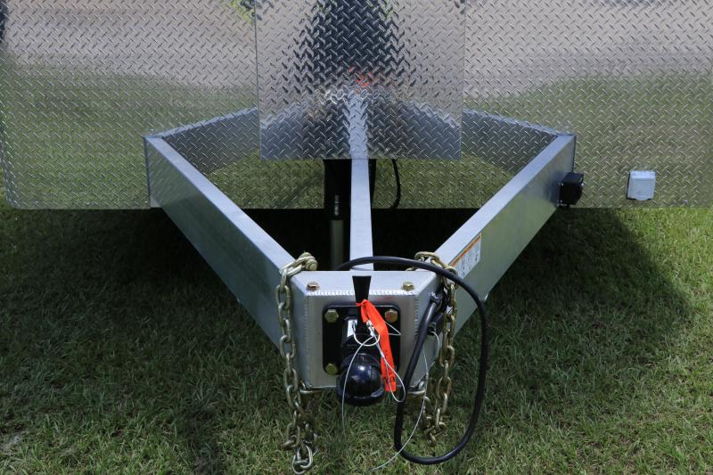 8.5X28 2021 ATC STACKER RACING TRAILER