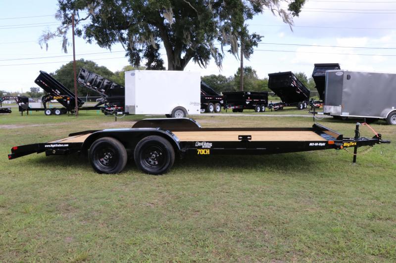 7x18 Big Tex Trailers | Car Hauler Trailer