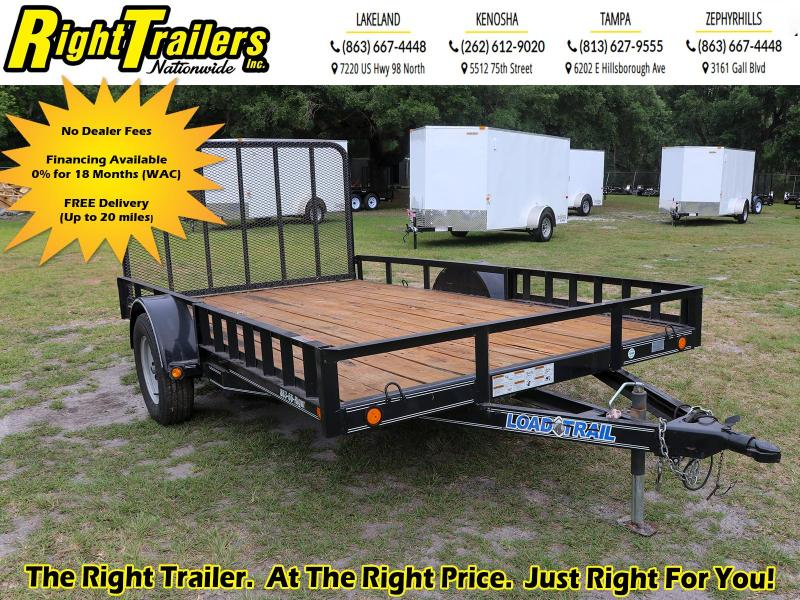 USED-7X12 Load Trail I Utility Trailer