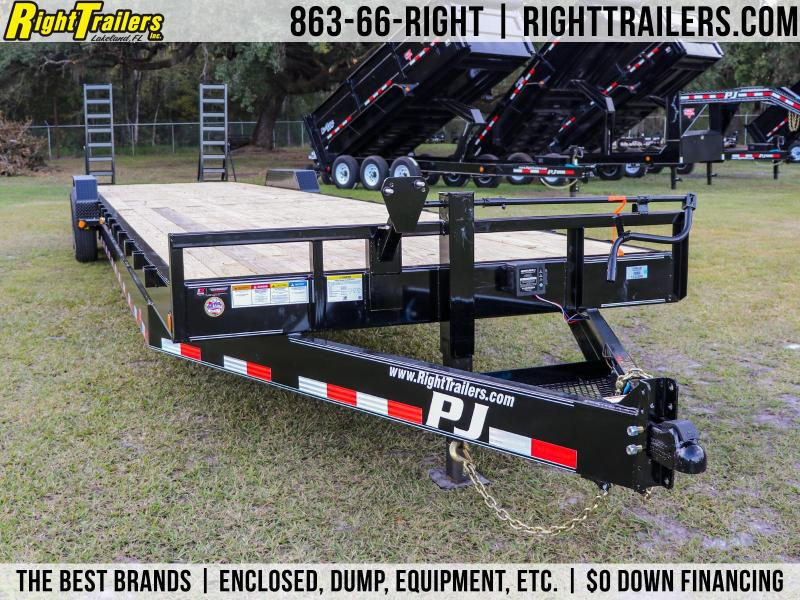 7x36 PJ Trailers | Equipment Trailer
