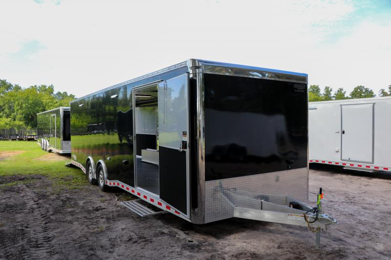 8.5x28 Bravo Trailers I Enclosed Cargo Trailer